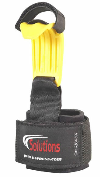 Palm Harness Postal yellow